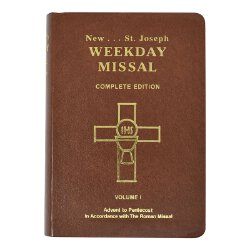 St Joseph Weekday Missal Vol I - Catholic Book Publications