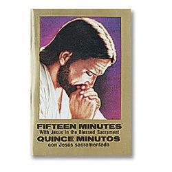 Quince Minutos con Jesus - Bilingue - Bilingual 15 Minutes with Jesus