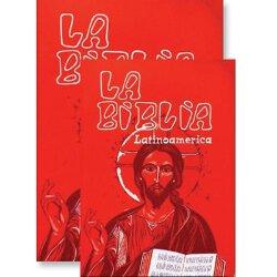 La Biblia Latinoamerica - Paperback Spanish Bible