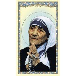 Saint Teresa of Calcutta Holy Cards - 100/pk
