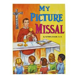 My Picture Missal - St Joseph Picture Book