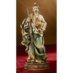 Saint Jude - Patron Saint of Impossible Situations - Catholic Statue