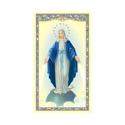 Our Lady of Grace - Magnificat Holy Cards 100/pk