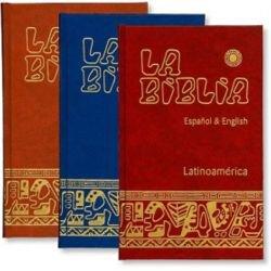 La Biblia Latinoamerica - Bilingual Edition