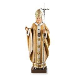 Saint Pope John Paul II - Catholic Statue
