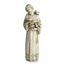 Saint  Francis of Assisi - Garden Statue