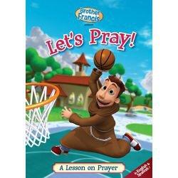 DVD Let's Pray! - A Brother Francis Presentation