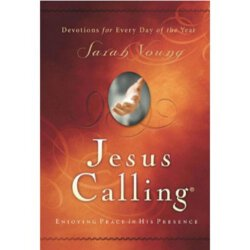 Jesus Calling - Hardcover Edition - Thomas Nelson Publication
