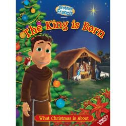 The King Is Born Brother Francis DVD