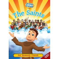 Brother Francis DVD The Saints