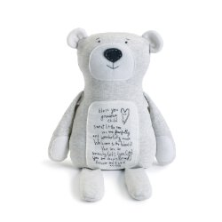 Bless you precious child - Poetic Threads Bear