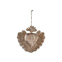 Milagro Immaculate Heart of Mary Ornament