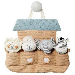 Noah's Ark With Squeakers