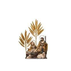 Argentinian Sculped Nativity
