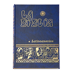 Hardcover La Biblia Latinoamerica - Spanish Bible