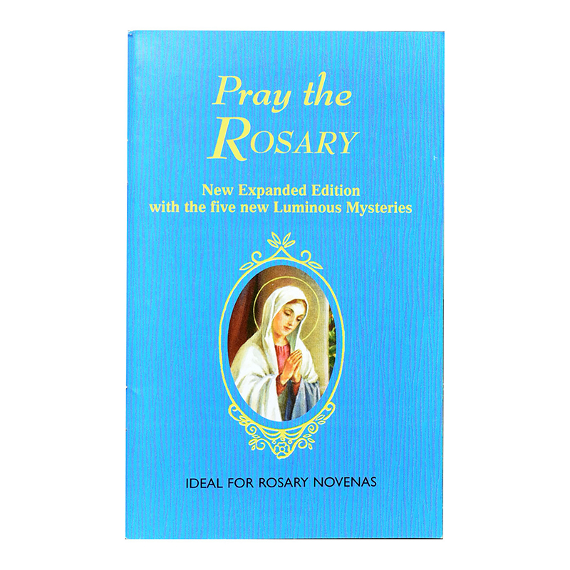 Pray the Rosary  - Package of 10 - Catholic Book Publishing
