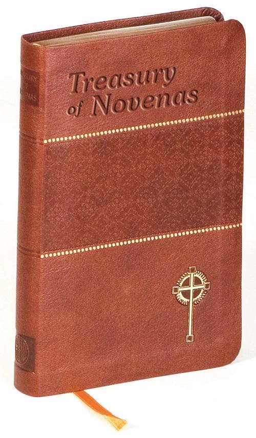 Treasury of Novenas - Catholic Book Publishing