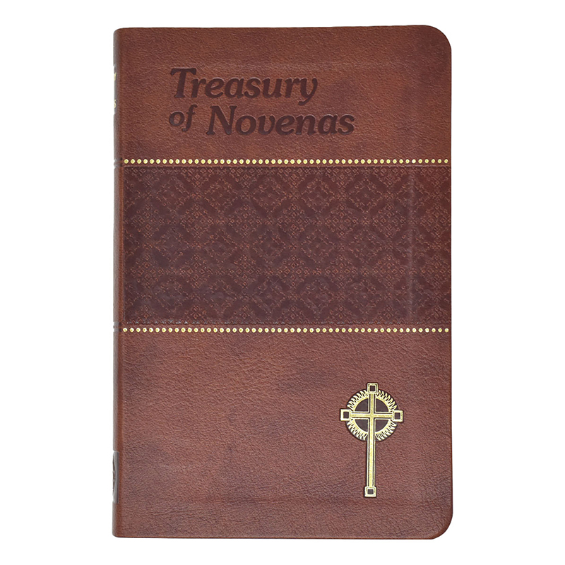 Treasury of Novenas - Catholic Book Publishing