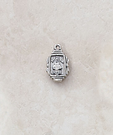 Our Lady of San Juan Lagos In Sterling Silver