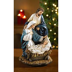 Nativity Musical Figurine Michael Adams Design