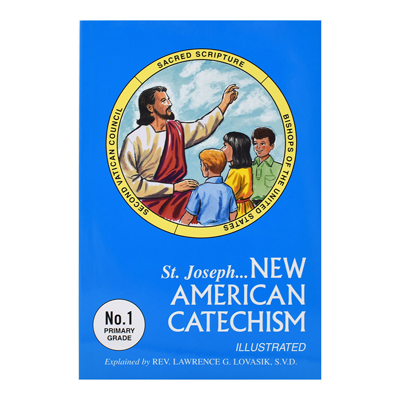 New American Catechism Vol. I Primary Grades 3-5