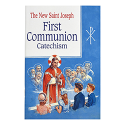 First Communion Catechism for Grades 1-2 - Saint Joseph Edition