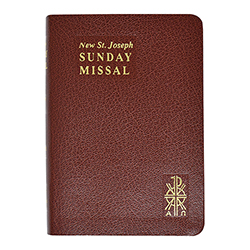 Sunday Missal Saint Joseph Edition