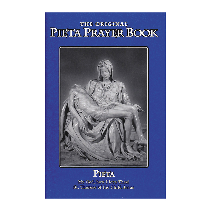The Pieta Prayer Book - Miraculous Lady of the Roses Publications - (MLOR)