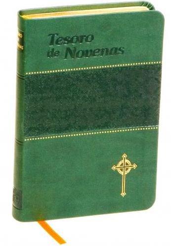 Tesoro de Novenas - Treasury of Prayers in Spanish - Catholic Book Publishing