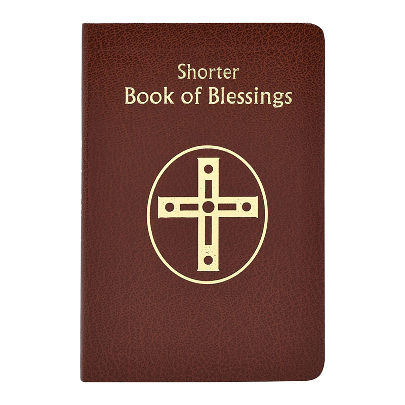 Catholic Book Publication - Book of Blessings - Pocket Edition