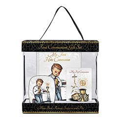 Hummel First Communion Gift Set - For Boys