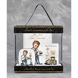 Hummel First Communion Gift Set - For Boys