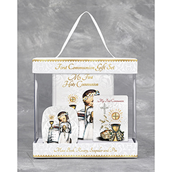 Hummel First Communion Gift Set - For Girls