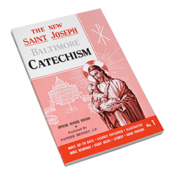 Saint Joseph Baltimore Catechism - Vol II - for Grades 3-5