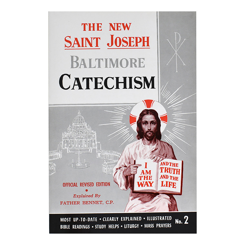 Saint Joseph Baltimore Catechism - for Grades 6-8