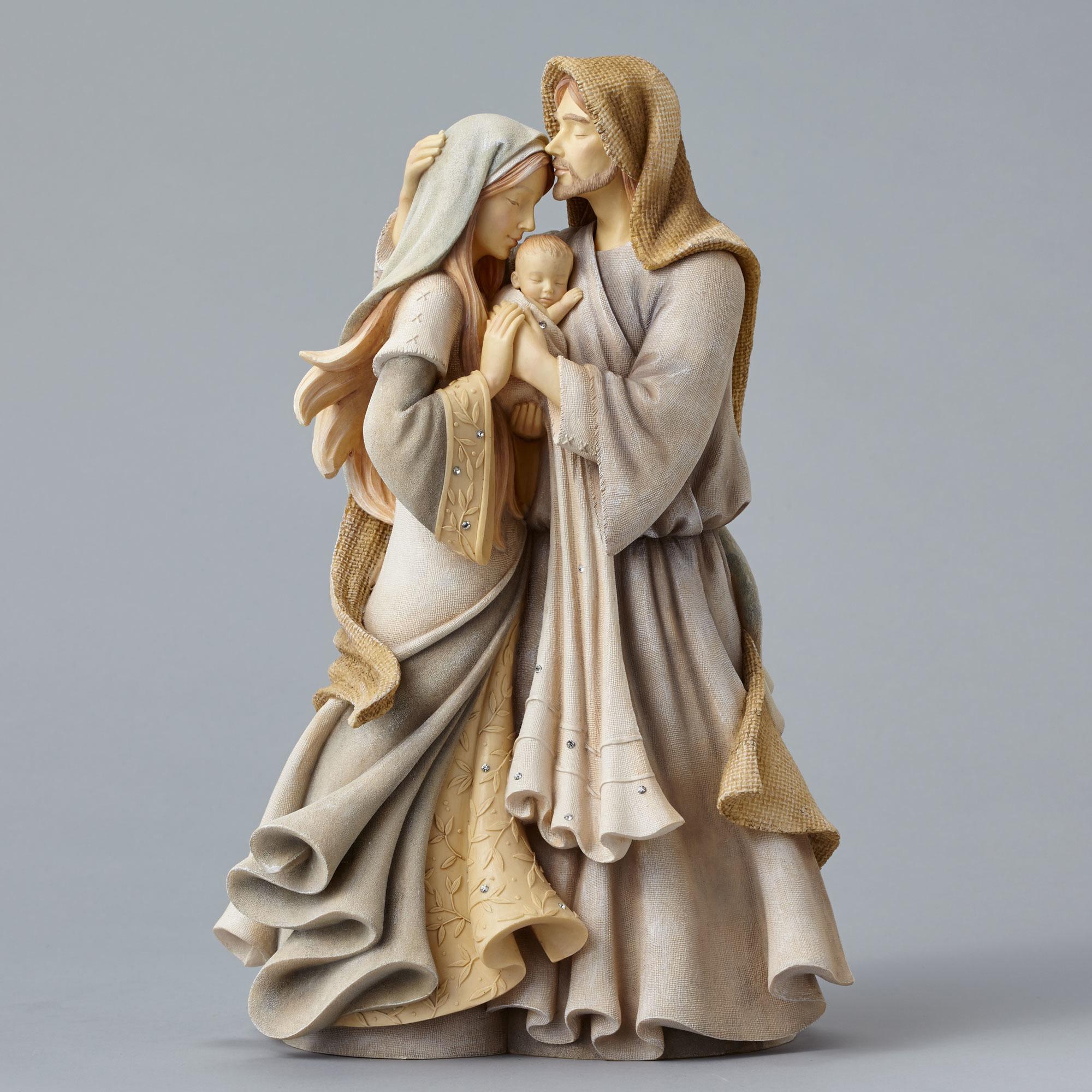 Masterpiece - Holy Family Figurine