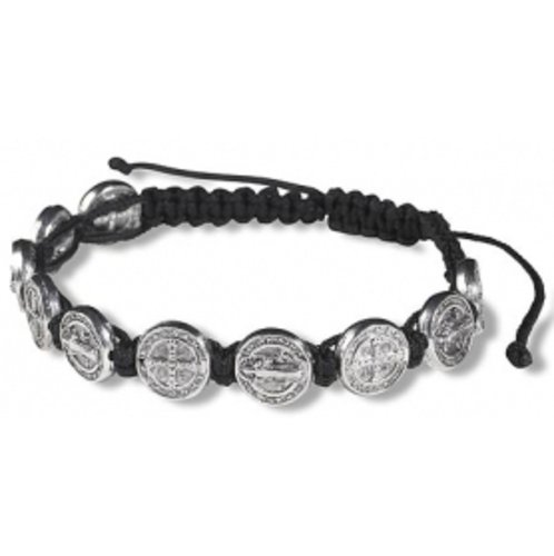 Saint Benedict Medal Bracelet - Package of 12