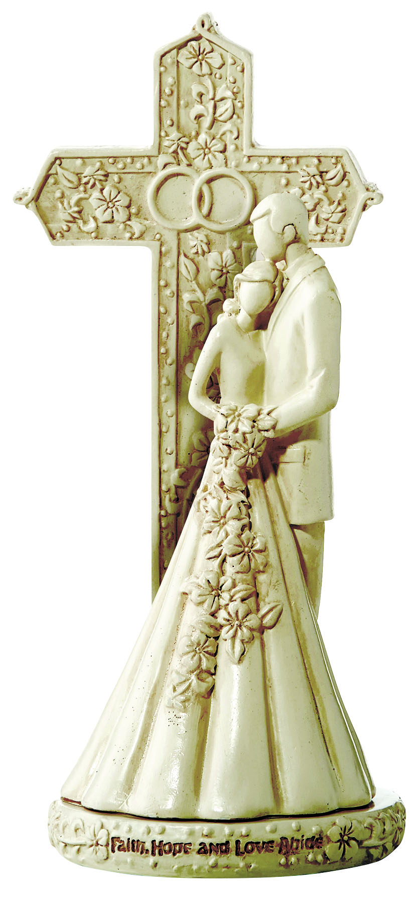 Church Wedding Cake Toppers