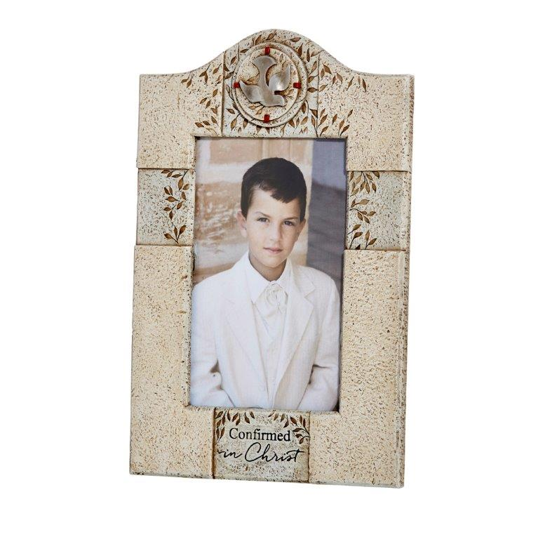 Confirmation Photo Frame - for Catholics