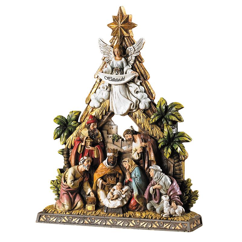 Nativity Christmas Figurine