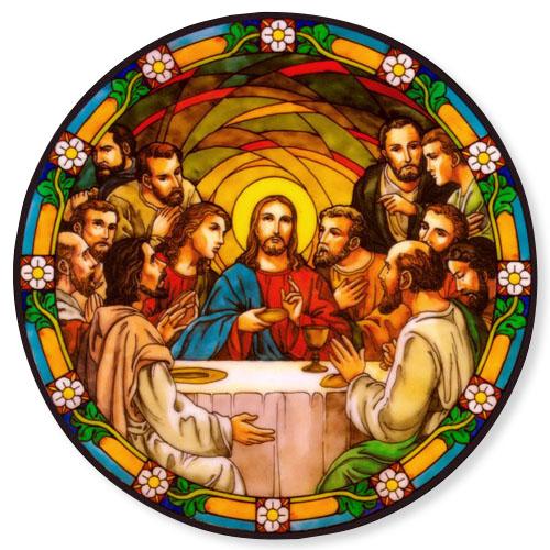 The Last Supper Static Sticker