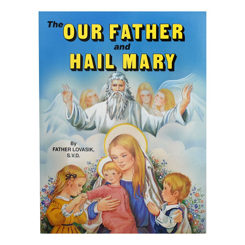 Our Father and Hail Mary - Saint Joseph Picture Book