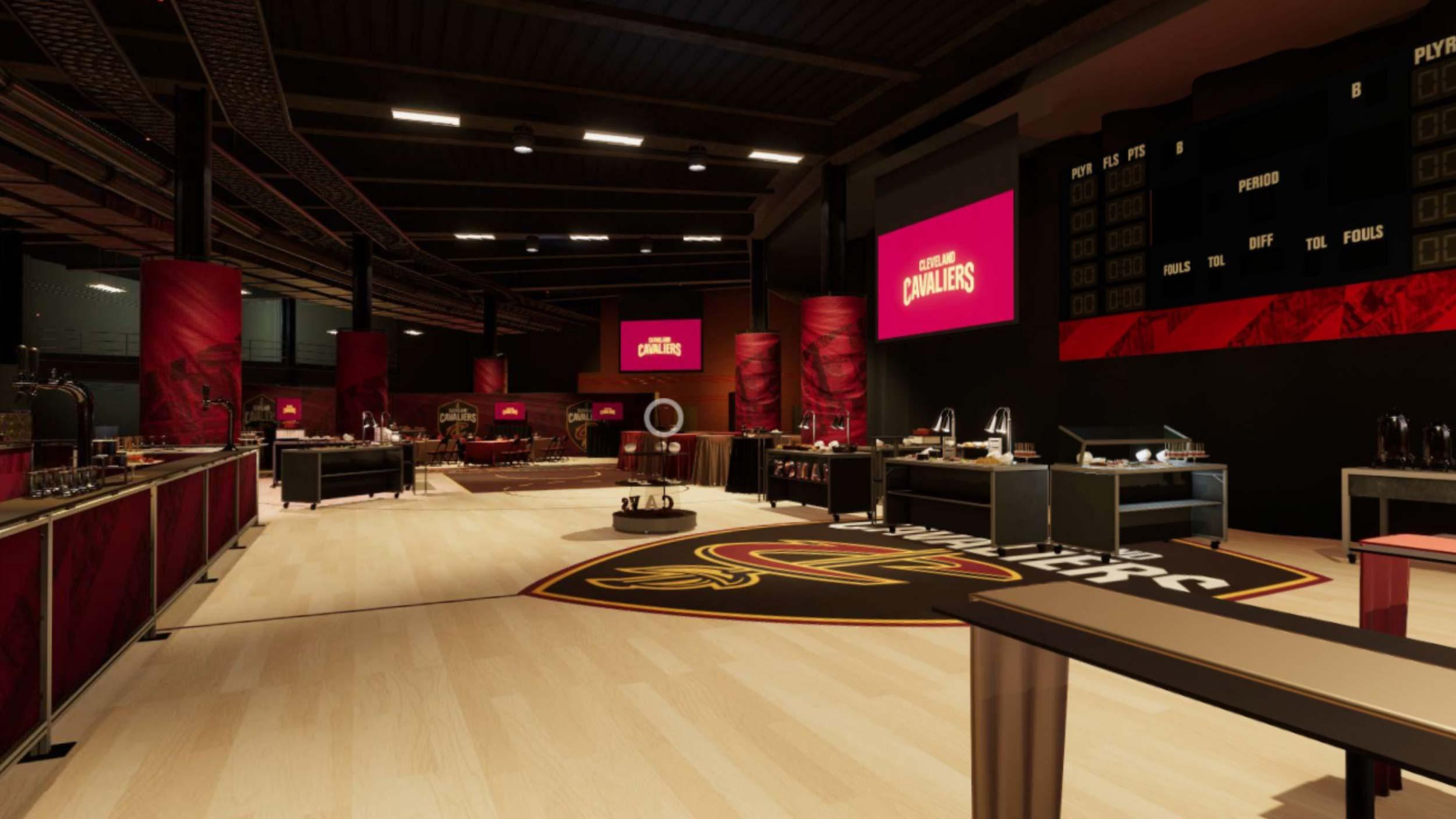 Courtside Club Bar
