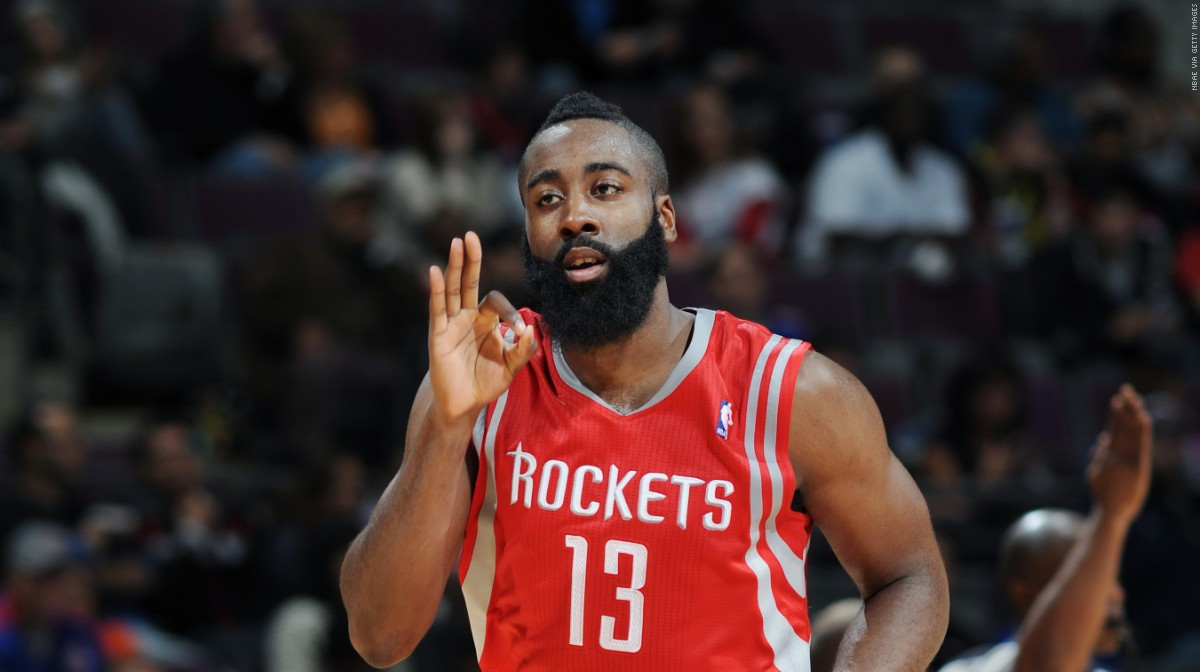Reasons why james harden is the only choice for mvp