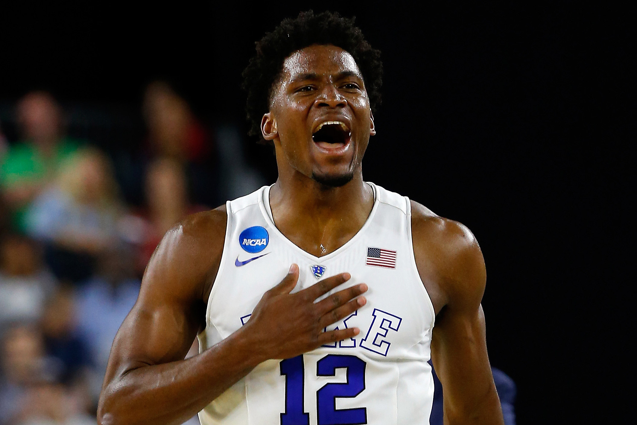 Nba Anthony Brown Justise
