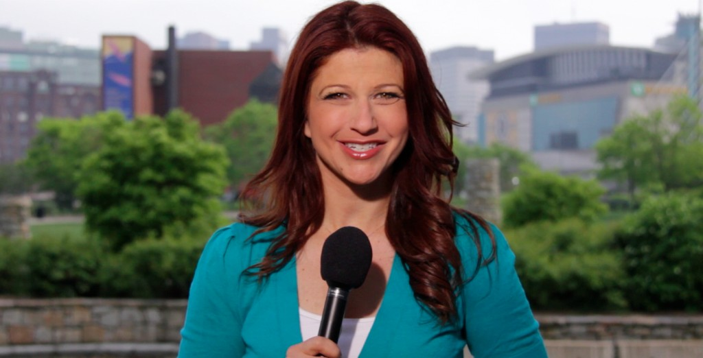 Rachel nichols nude journalist #7