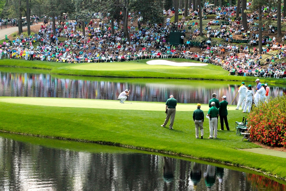 golf us masters