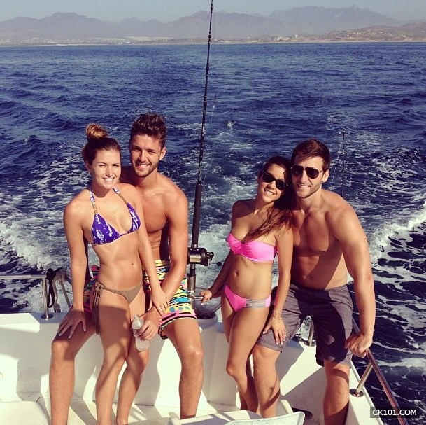 What S The Status On Chandler Parsons And His Smokin Hot