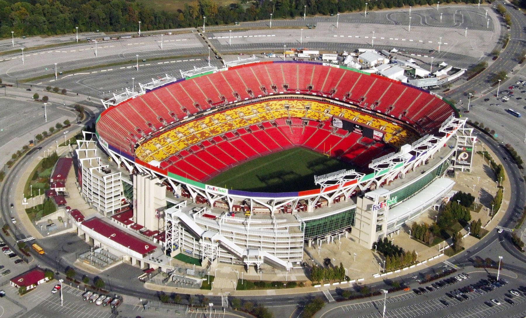 Washington Football redskins stadium