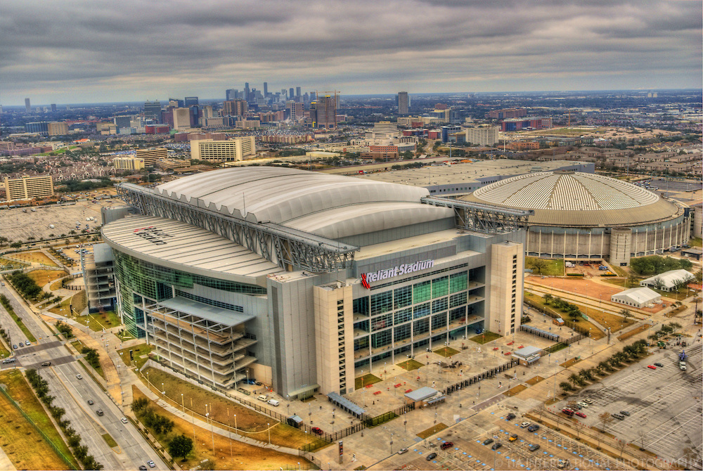 Ranking The Aerial Views Of Every Nfl Stadium